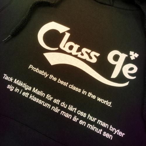 Klasströjor